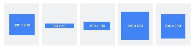 Publicités responsives sur le réseau display de Google