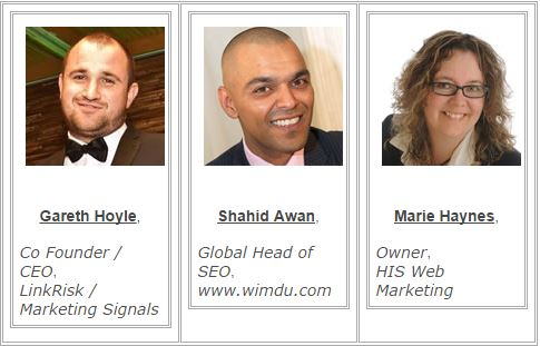 Panel Pubcon 2014 google penalty