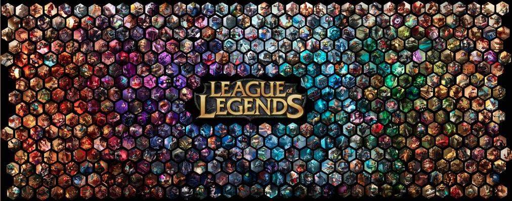 E-sport League of Legends