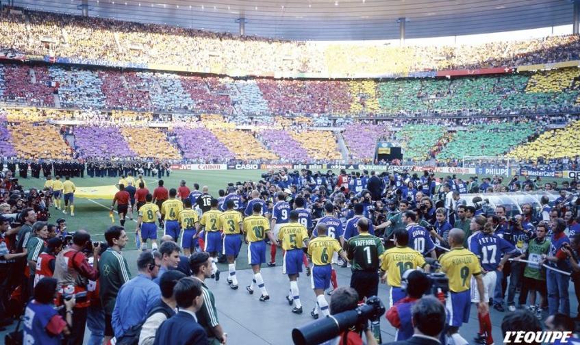 Évenement Coupe du Monde
