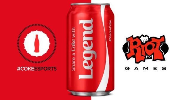 Coke E-sport