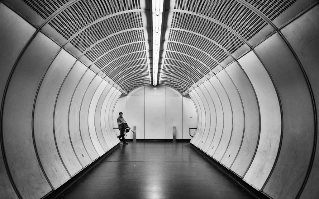 station de metro Londres