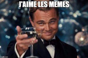 J'aime les memes