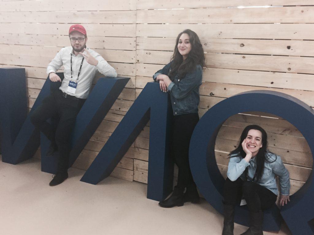 Équipe de Natifs au Web à Québec