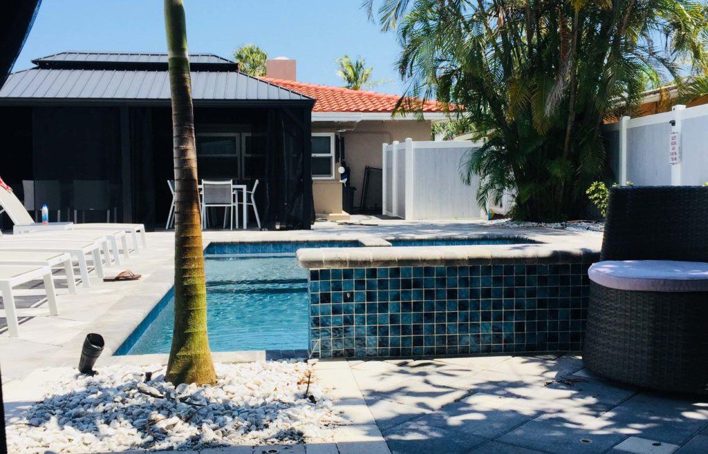 La maison des Natifs en Floride