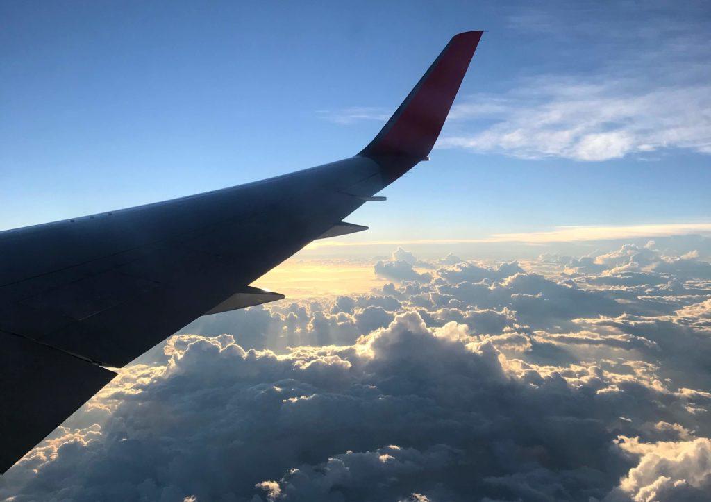 Vue aérienne de la Floride